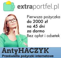 AntyRANKING: Extraportfel i Lendon - moja opinia o darmowej pożyczce